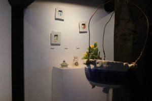 陶とガラスの春のインテリア展1