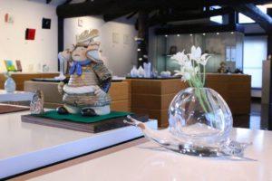 陶とガラスのハルノインテリア展2