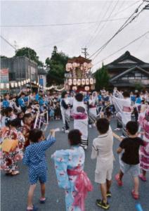 品野祇園祭1