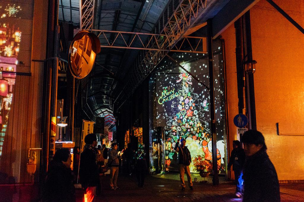 瀬戸市クリスマス